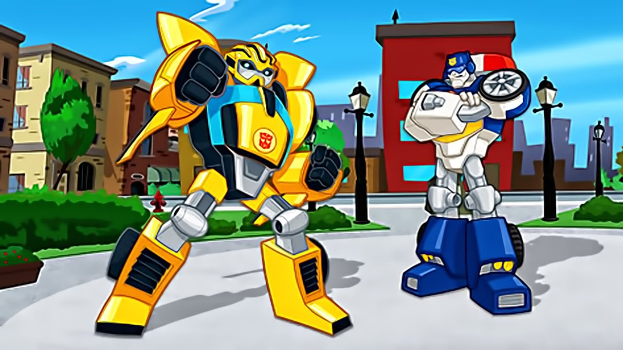 Rescue Bots Games For Kids