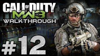 Прохождение Call of Duty: Modern Warfare 3 — Миссия №12: БРАТЬЯ ПО КРОВИ