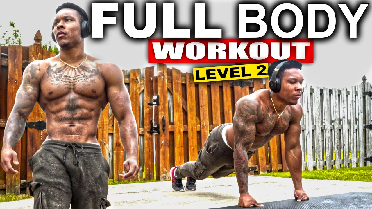 10 MINUTE FULL BODY WORKOUT(NO EQUIPMENT)