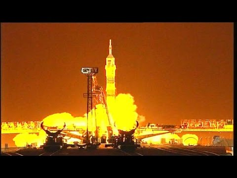 Mission to Mars: Heading for one year in space