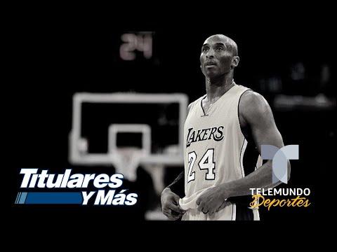 La cara más amable de Kobe Bryant, dentro y fuera de la duela | Telemundo Deportes