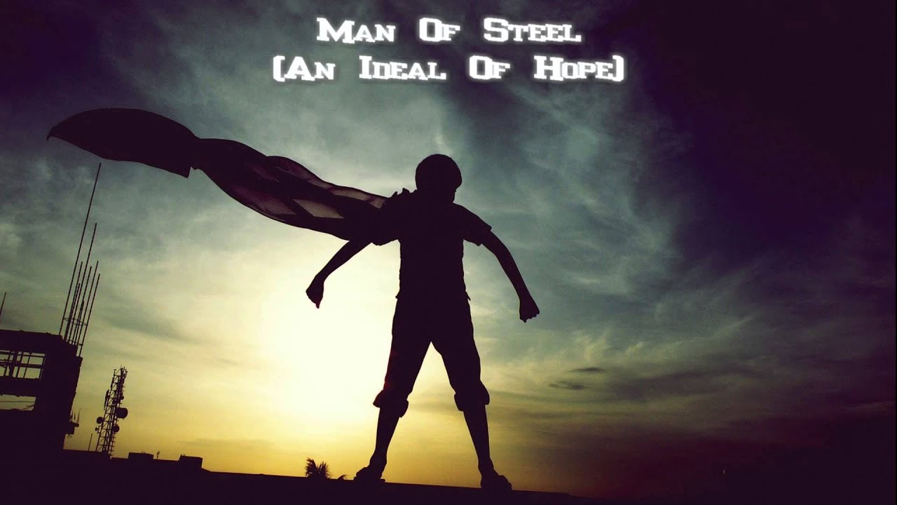 """Man Of Steel """"An Ideal Of Hope"""" (Saba Special Mix) - YouTube"""