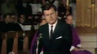 Ted Kennedy's Eulogy For Robert F. Kennedy Ft. Hans Zimmer
