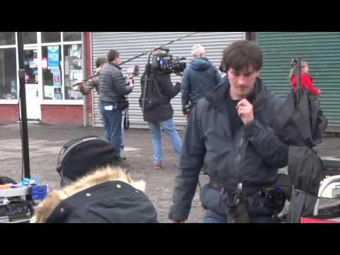 SHERIDAN SMITH FILMING KAREN MATTHEW DRMA thumbnail