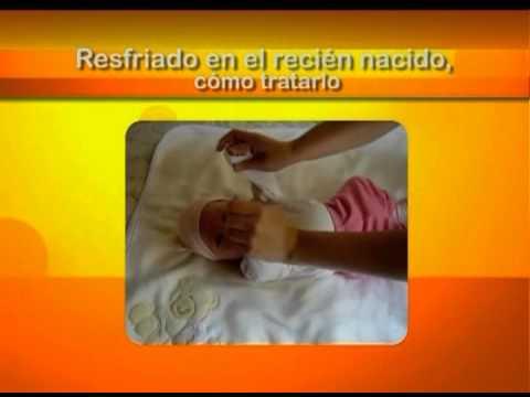 remedios caseros para curar la gripe de un bebe