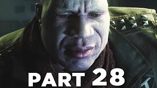 SPIDER-MAN PS4 Walkthrough Gameplay Part 28 - TOMBSTONE BOSS (Marvel's Spider-Man)