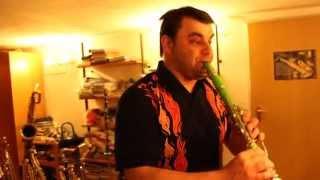 Gennady Potashnik - (Green Clarinet) - Honeysuckle Rose -T.Waller