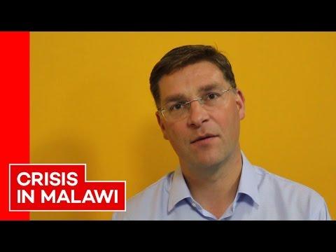 Malawi In Crisis - founder and CEO, Magnus MacFarlane-Barrow