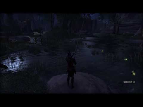 #ESO RNG: Thieve's Guild  Trophy fishing in Hew's Bane
