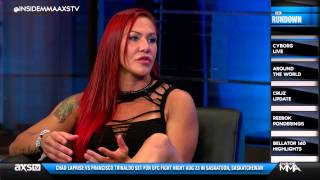 Cris Cyborg and the Quest to Reach 135