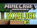 Minecraft Playstation Skyblock [Episode #5]