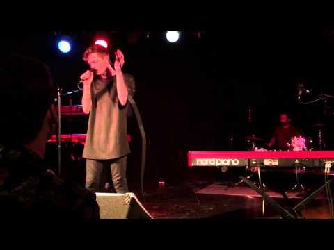 Perfume Genius - Grid - live in Detroit 2014