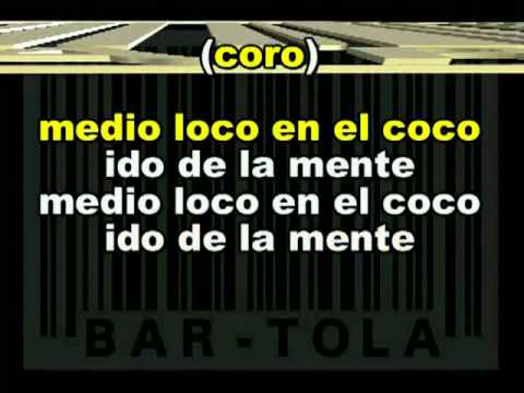 Loco en el coco Insane in the Brain Cypress Hill Karaoke 360p