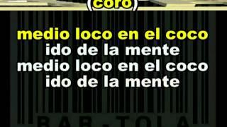 Loco en el coco Insane in the Brain Cypress Hill Karaoke 360p