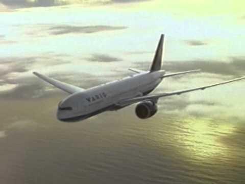 Primeiro Boeing 777 VARIG Comp Reach