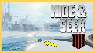 Hide and Seek on Ice Breaker in Black Ops 4!