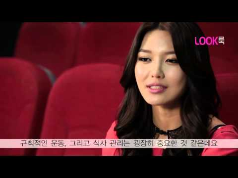 Korea Yakult Releases New Girls' Generation 'LOOK' CFs SooYoung's Interview