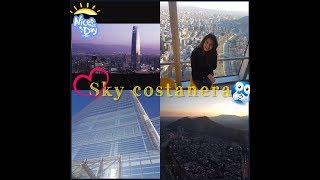 Subí al Sky Costanera en Santiago de Chile / Caroortega
