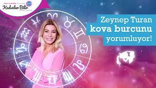 Zeynep Turan'dan Nisan Ayı Kova Burcu Yorumu