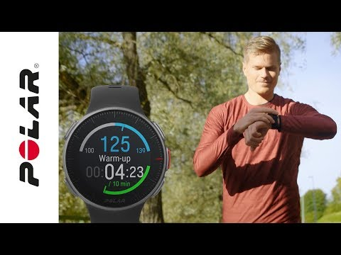 Polar Vantage V and M   Training with Key Features