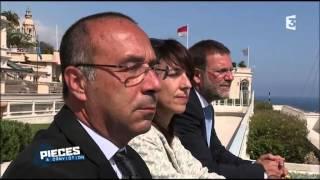 Censuré par Bollorré : Pièces à conviction  Banque Pasche + CIC Crédit Mutuel (FR3)
