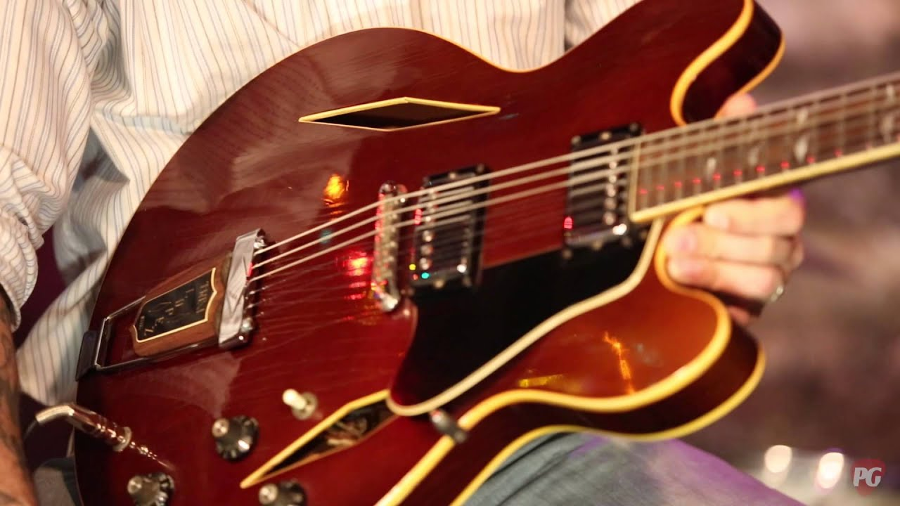 axes artifacts 1968 gibson trini lopez 19 with loop