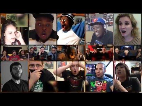 Batman v Superman: Dawn of Justice - Trailer #2 (Reactions Mashup)