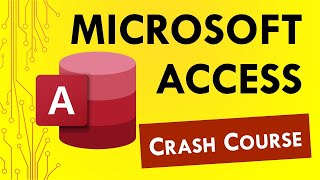 Build a Microsoft Access App for tracking sales orders