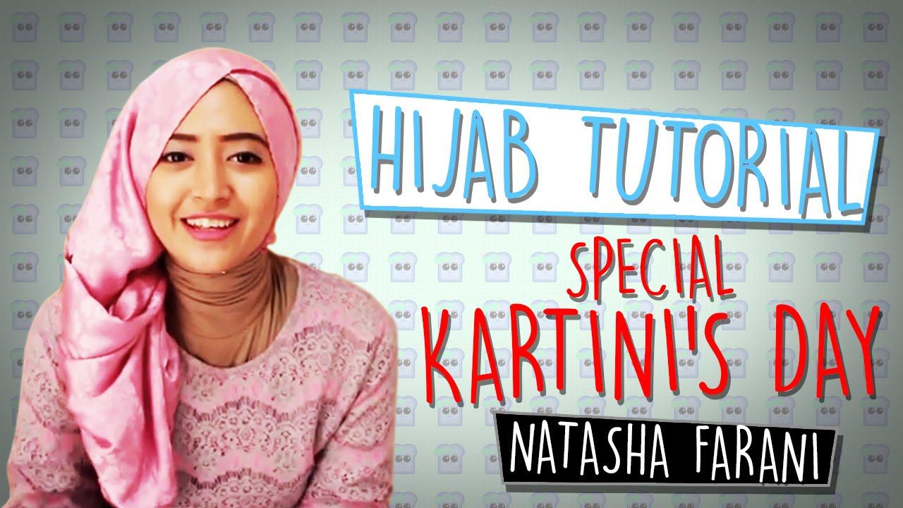 53 Hijab Tutorial Special Kartinis Day Natasha Farani