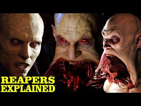BLADE 2: REAPERS EXPLAINED - WHAT IS THE REAPER VIRUS IN BLADE II?