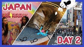 Video Japan Trip 2017 - Day 2: CAT CAFE, MAIDREAMIN, SHIBUYA 109 AND MORE! download MP3, 3GP, MP4, WEBM, AVI, FLV September 2018