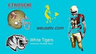 Etruschi Livorno Vs White Tigers Massa - 4Q - (40-20) - 27/04/14