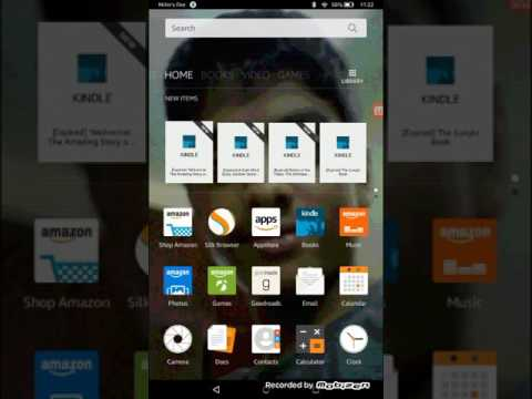 How to download games in kindle fire