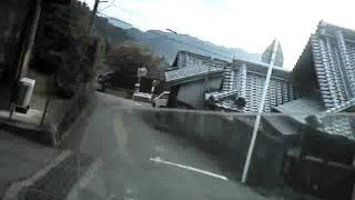 紀の川市竹房~庄前峠~紀の川市桃山町神田まで(県道3号線)