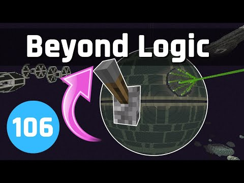 Shutting Down The Death Star - Beyond Logic #106 | Minecraft 1.14