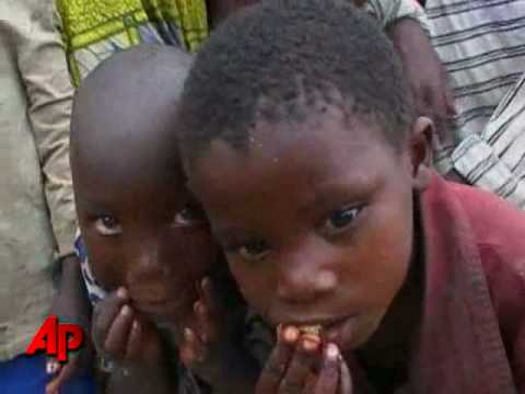 Humanitarian Aid Arrives in Eastern Congo