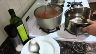 Суп из Морепродуктов По Египетски Egyptian Seafood Soup