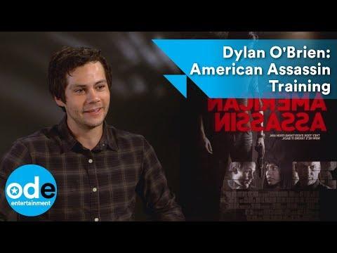 American Assassin: Dylan O'Brien talks training