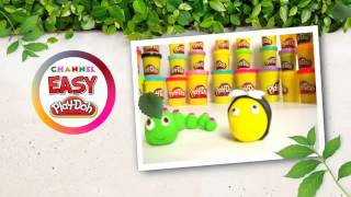 Play Doh   Making with  EASY PLAY DOH    YouTube Thumbnail