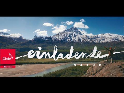 Video Chile Tourismus Ministerium: Chile, Einladende Natur