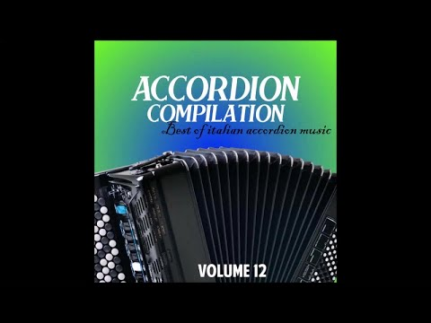 Accordion compilation vol 12 Best of italian accordion music82 brani fisa