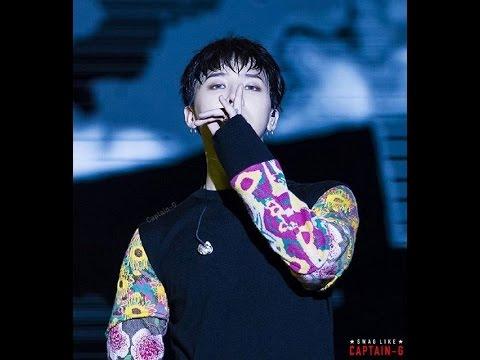BIGBANG - Dancing challenge (Nanning FM 12.06.2016)