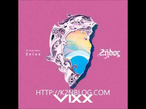 [FULL ALBUM] VIXX – Zelos (MP3)
