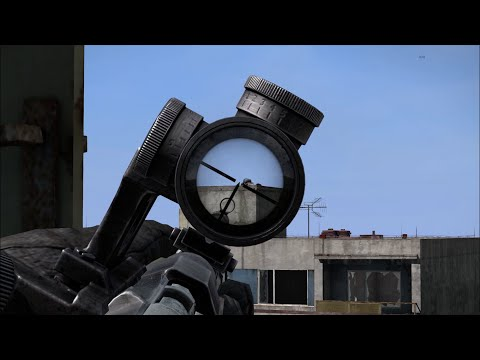The Sniper That Wasn't Too Smart - DayZ Standalone