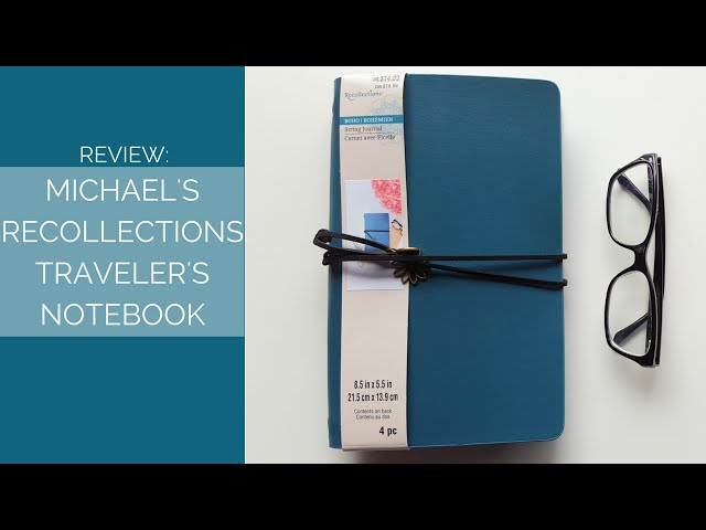 Review Michael S Recollections Notebook Cover Pretty Prints Paper
