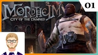 Mordheim Witch Hunters ► Mordheim City of the Damned DLC Campaign [S3E01]