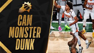 Cam Johnson MONSTER JAM in Transition to Ignite the Suns! 💪