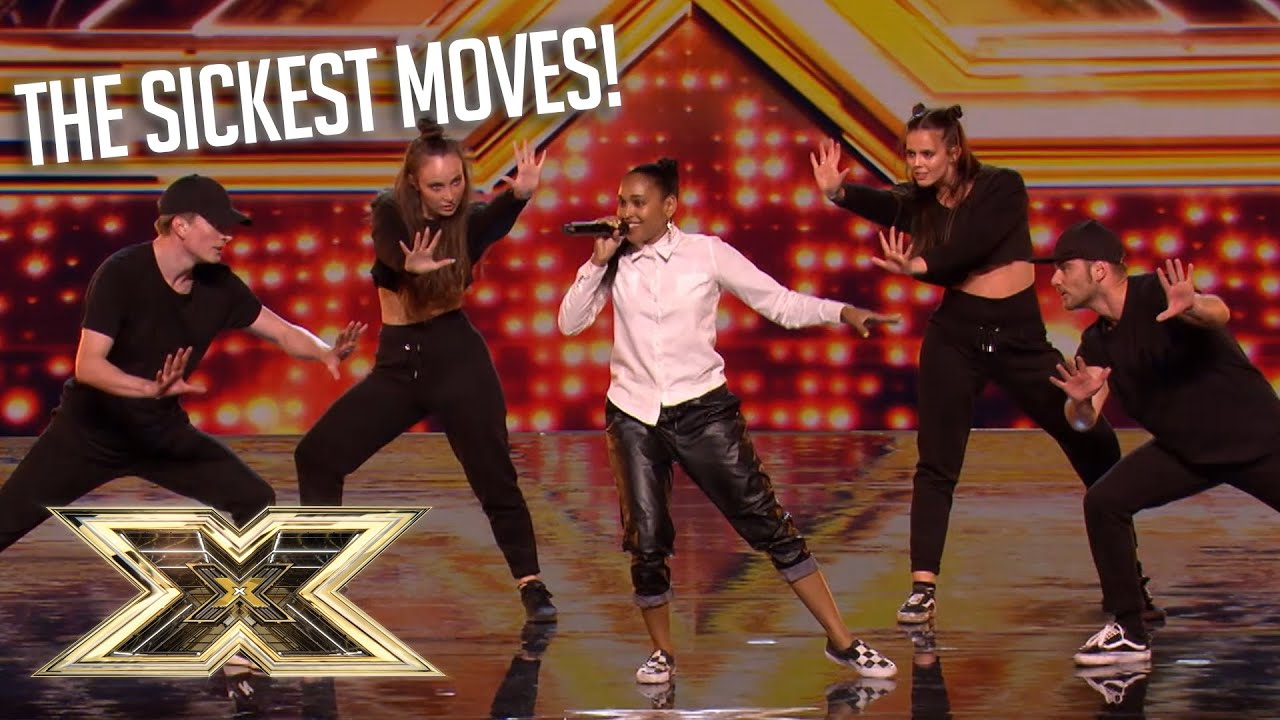 Auditions with UNBELIEVABLE choreography! | The X Factor UK