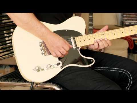 2009 Fender Telecaster American Special