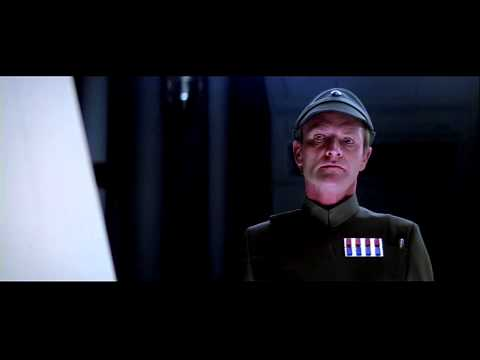 "Darth Vader ""you have failed me for the last time"" - Full Scene HD 1080p"